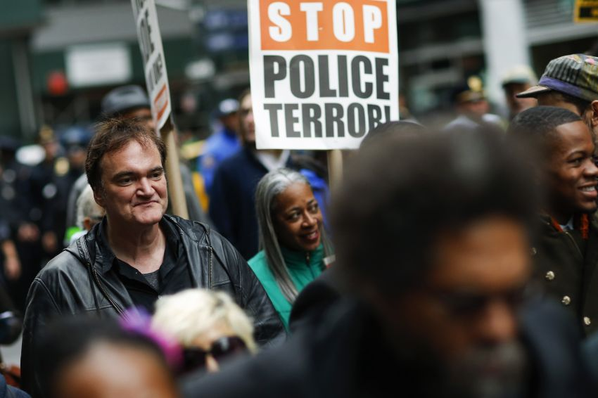 US-POLICE-RACISM-CRIME-PROTEST