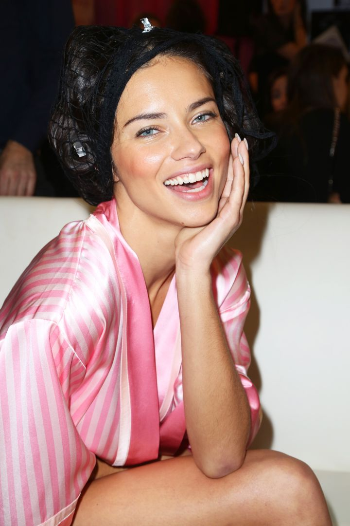 Victoria's Secret model Adriana Lima apparently waited to have sex before marrying basketball player Marko Jarić in 2009.