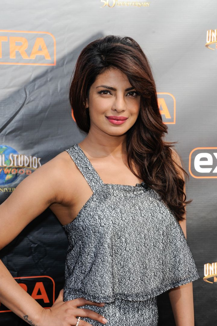 Priyanka Chopra: Actress, Singer, & Miss World 2000