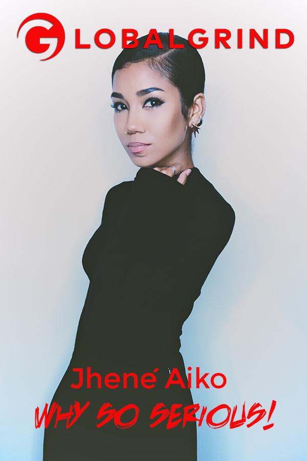 Jhene Aiko – Why So Serious