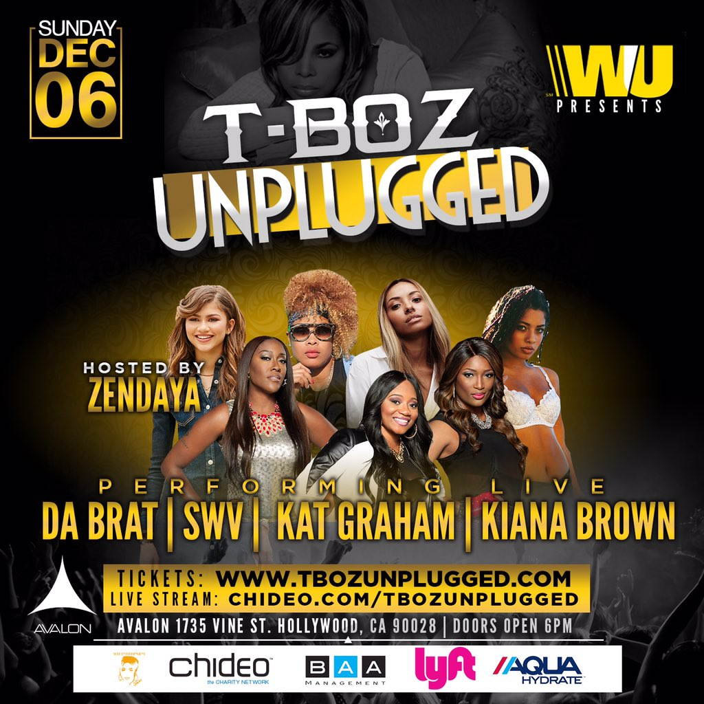 T-Boz Unplugged