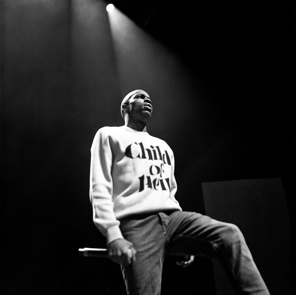 A$AP Rocky And Tyler, The Creator In Concert - New York, New York