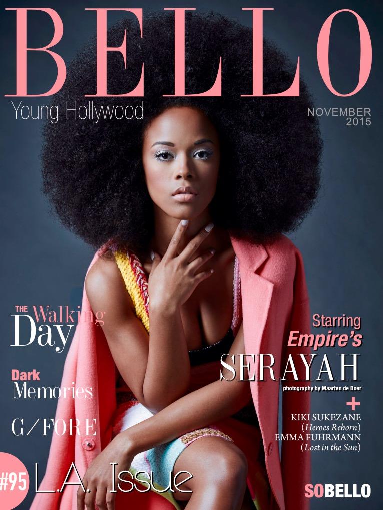 Serayah - Bella Magazine