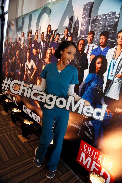Chicago Med, Chicago Fire