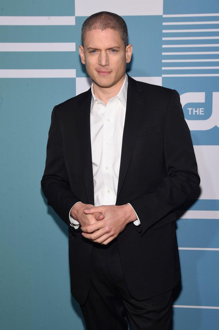 Actor Wentworth Miller