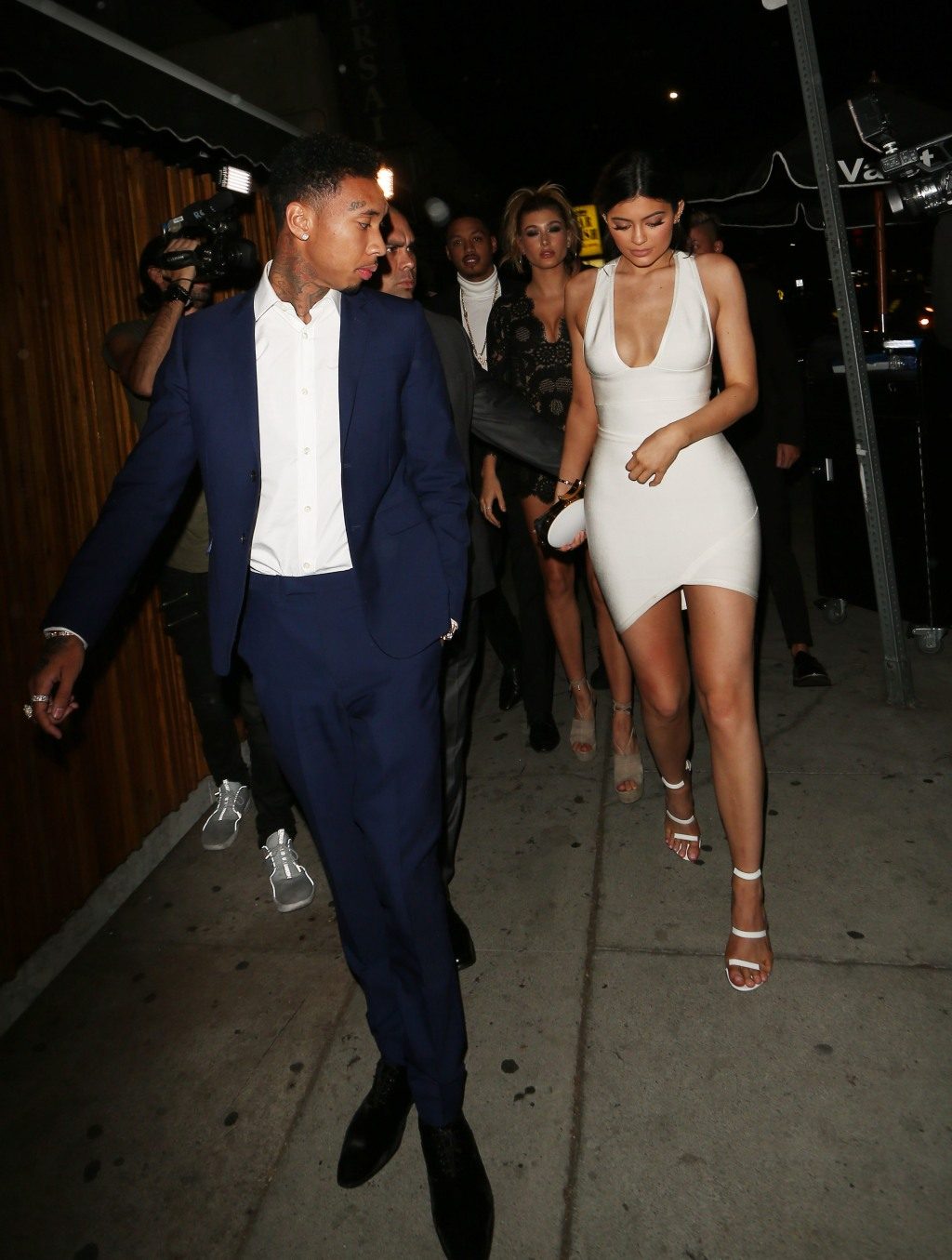 Tyga, Kylie Jenner