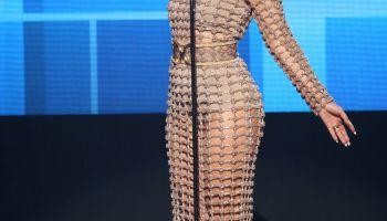 Jennifer Lopez at the AMA's