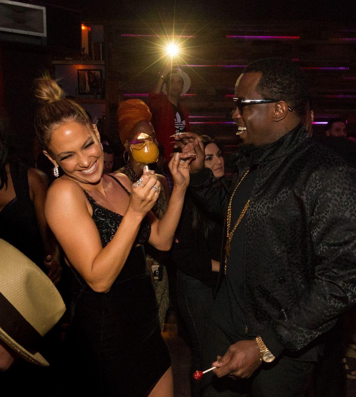 Jennifer Lopez, Diddy,