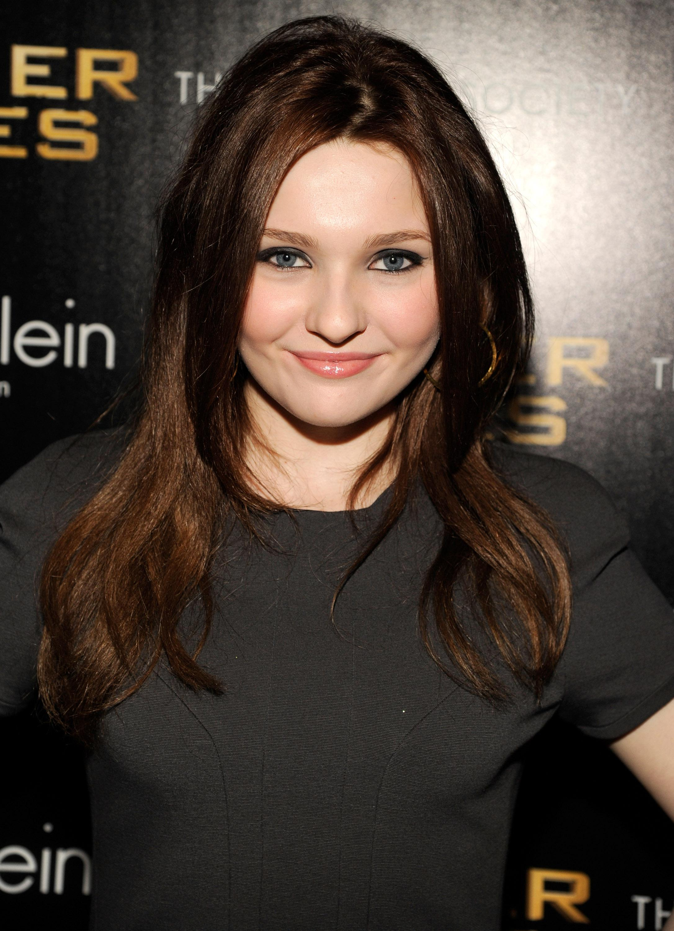 The Cinema Society & Calvin Klein Collection Host A Screening Of 'The Hunger Games' - Inside Arrivals