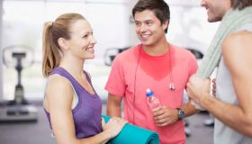 The Smell Your Sweat Can Make People Happy