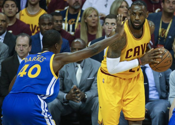 LeBron James (Cleveland Cavaliers)