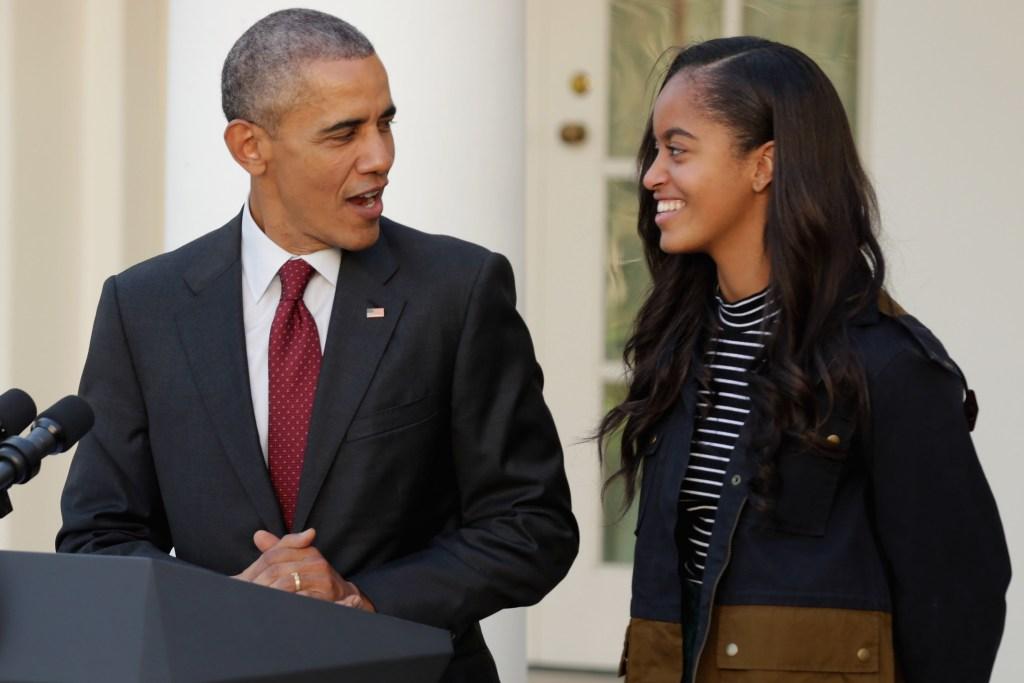 President Obama Pardons National Thanksgiving Turkey
