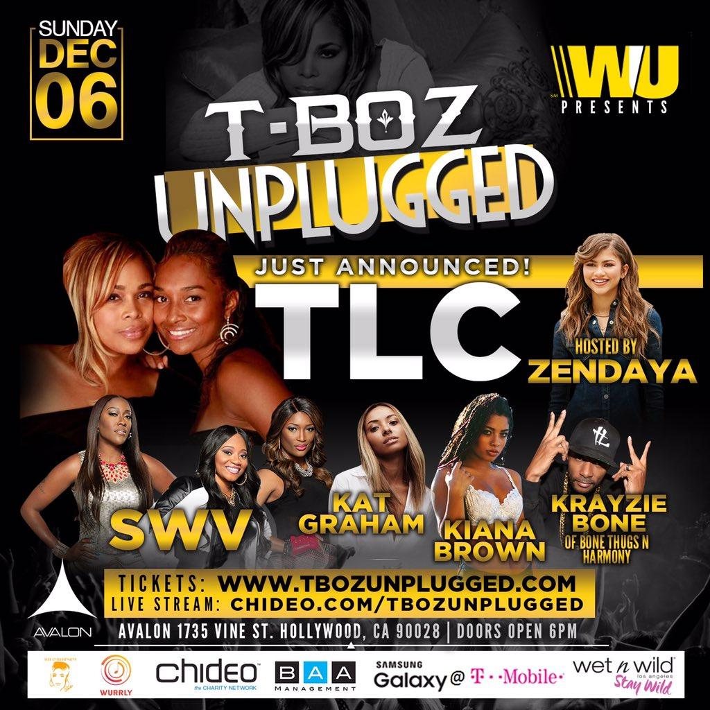 T Boz unplugged