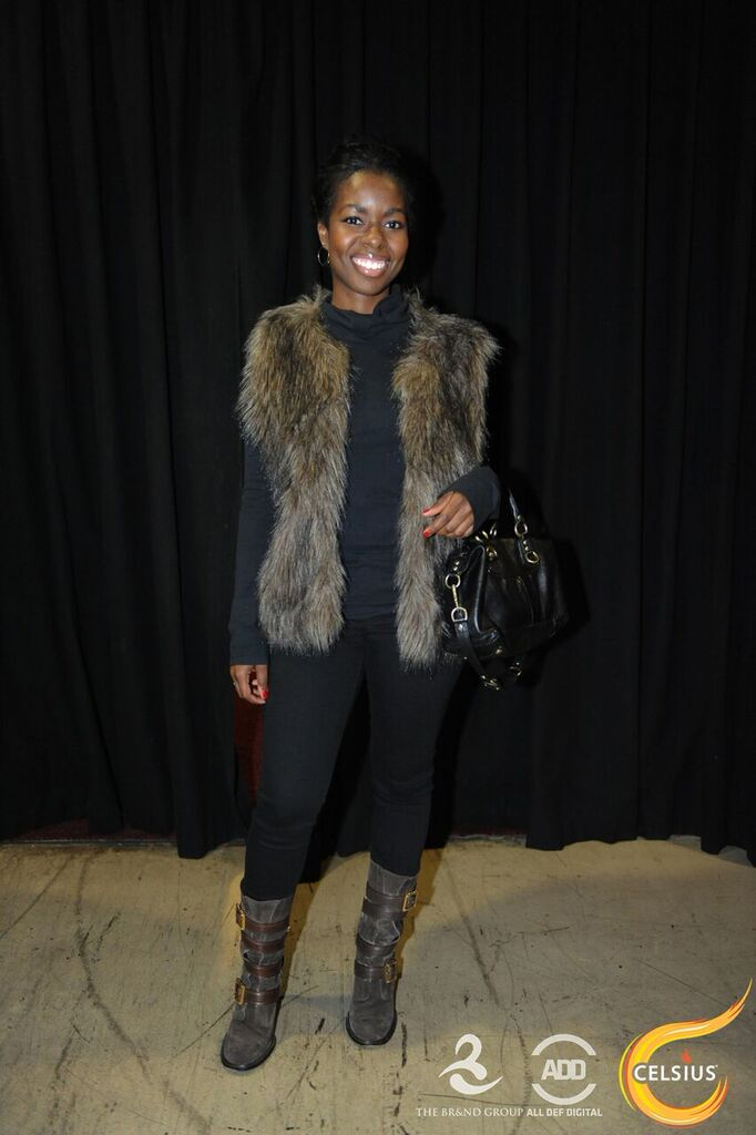 Camille Winbush at the All Def Digital Comedy Party in L.A.