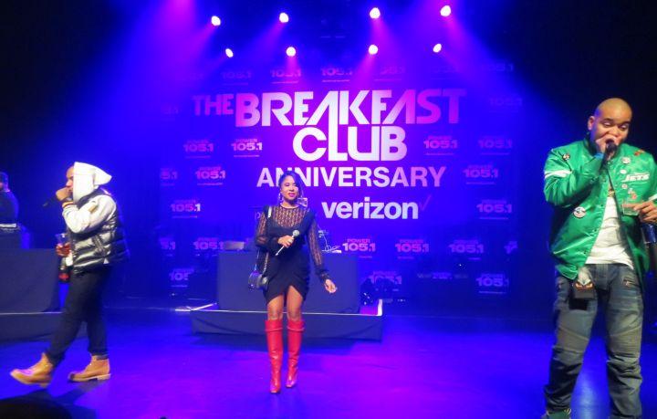 The Breakfast Club, Charlamagne Tha God, Angela Yee, DJ Envy