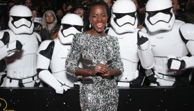 Premiere Of Walt Disney Pictures And Lucasfilm's 'Star Wars: The Force Awakens' - Red Carpet