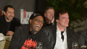 Samuel L Jackson, Quentin Tarantino