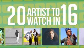 artist to watch 2016
