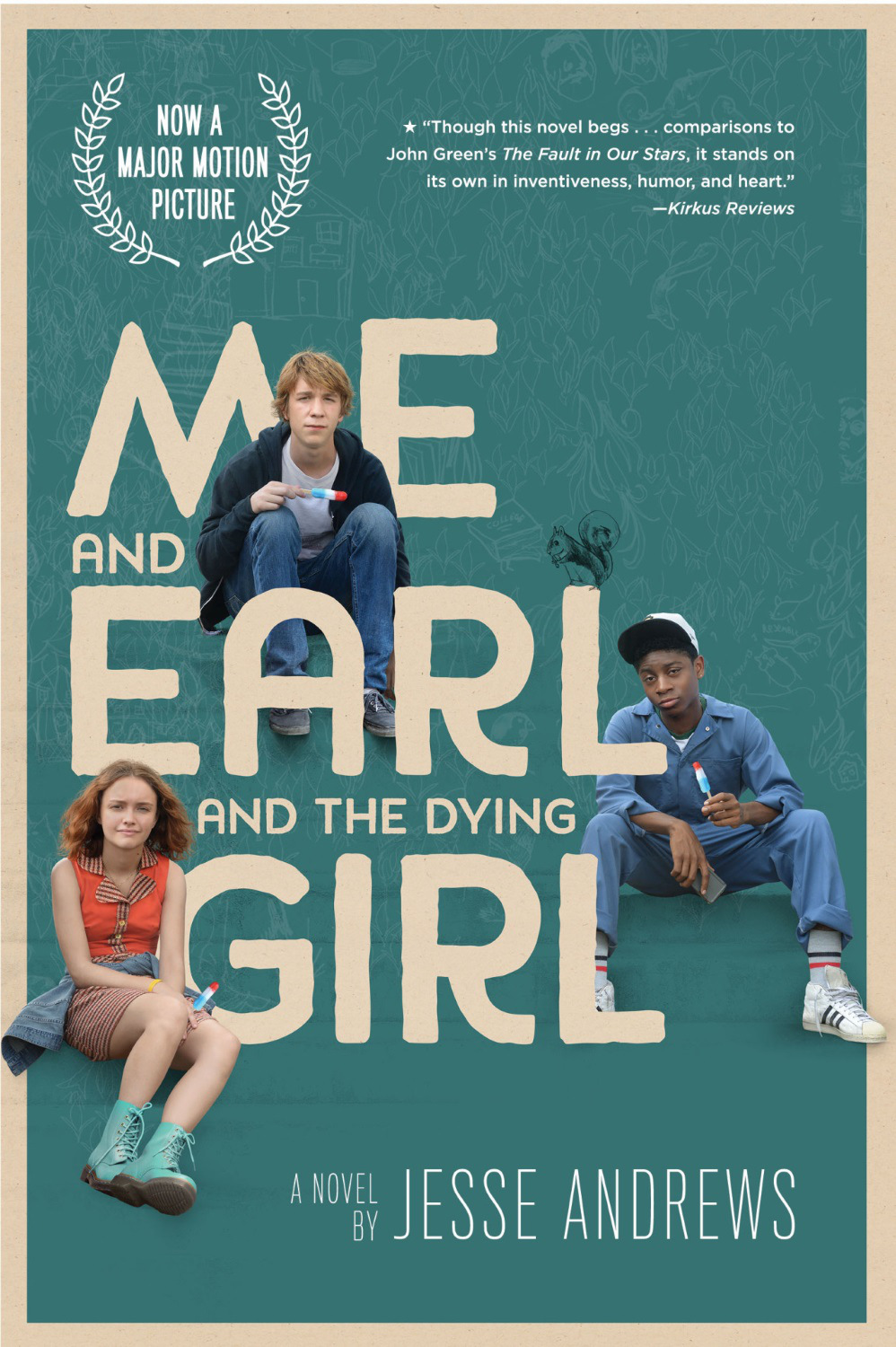 Me, Earl And The Dying Girl