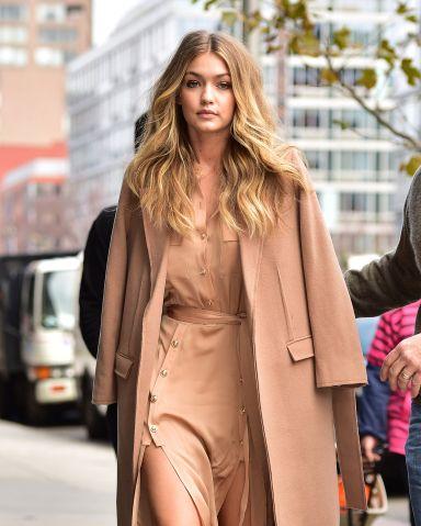 Celebrity Sightings In New York City - December 08, 2015