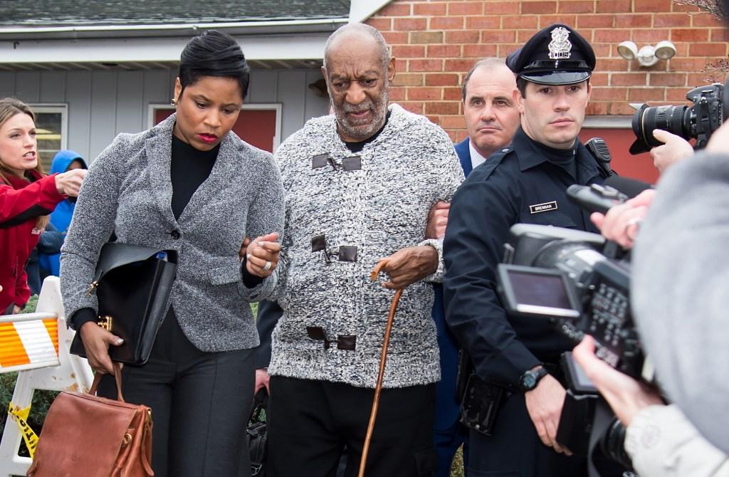 Bill Cosby Arraignment