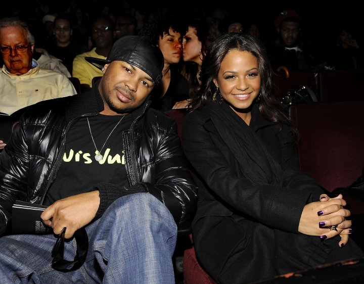 The-Dream Pays Christina Milian $10K A Month For Their Daughter Violet.