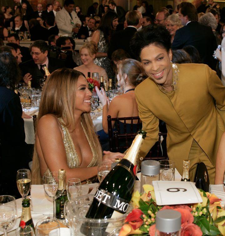 Oh Hey, Beyonce and Prince.