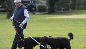 US-POLITICS-OBAMA-DOGS