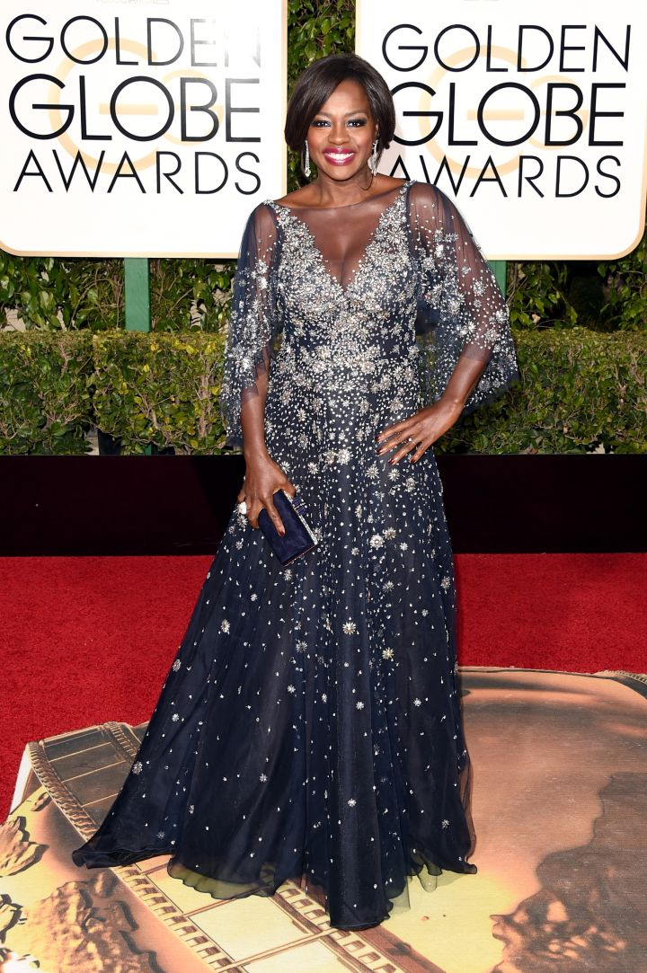 Let's hope we get another amazing acceptance speech from Viola Davis tonight.