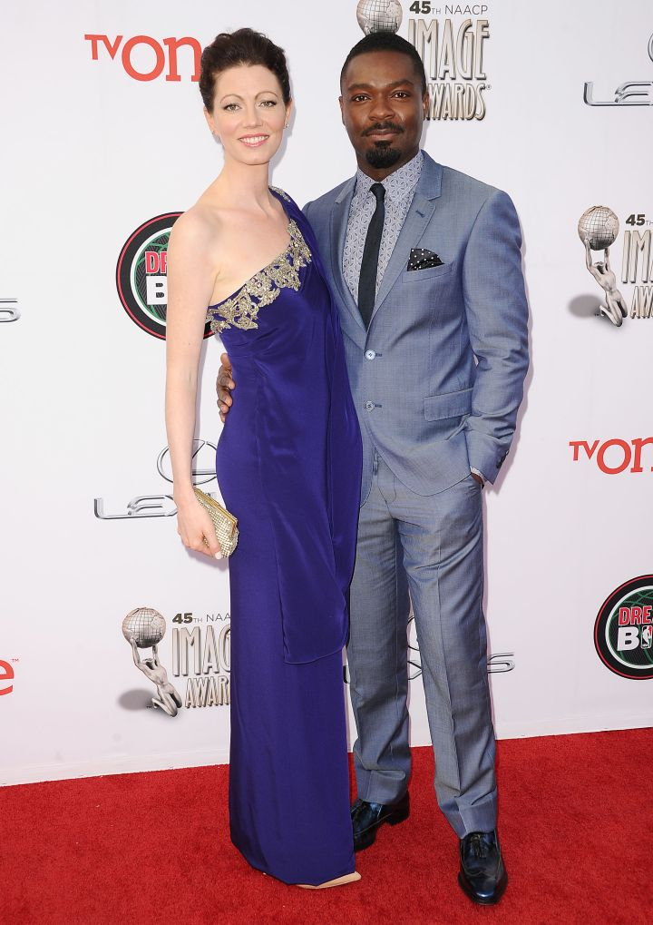 David Oyelowo attends the 2014 NAACP Image Awards.