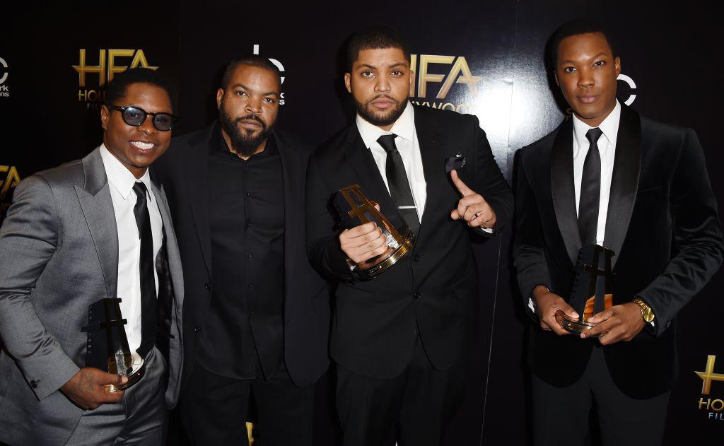 19th Annual Hollywood Film Awards - Press Room