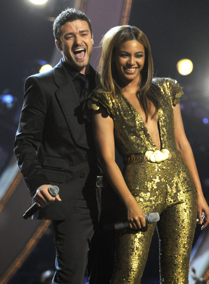 """Justin Timberlake's """"FutureSex/LoveSounds"""" and Beyonce's """"B'Day"""" became two of the best-selling albums of that year."""
