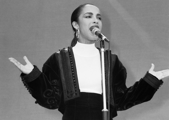 """My only regret, too young for Sade Adu."" – J. Cole"