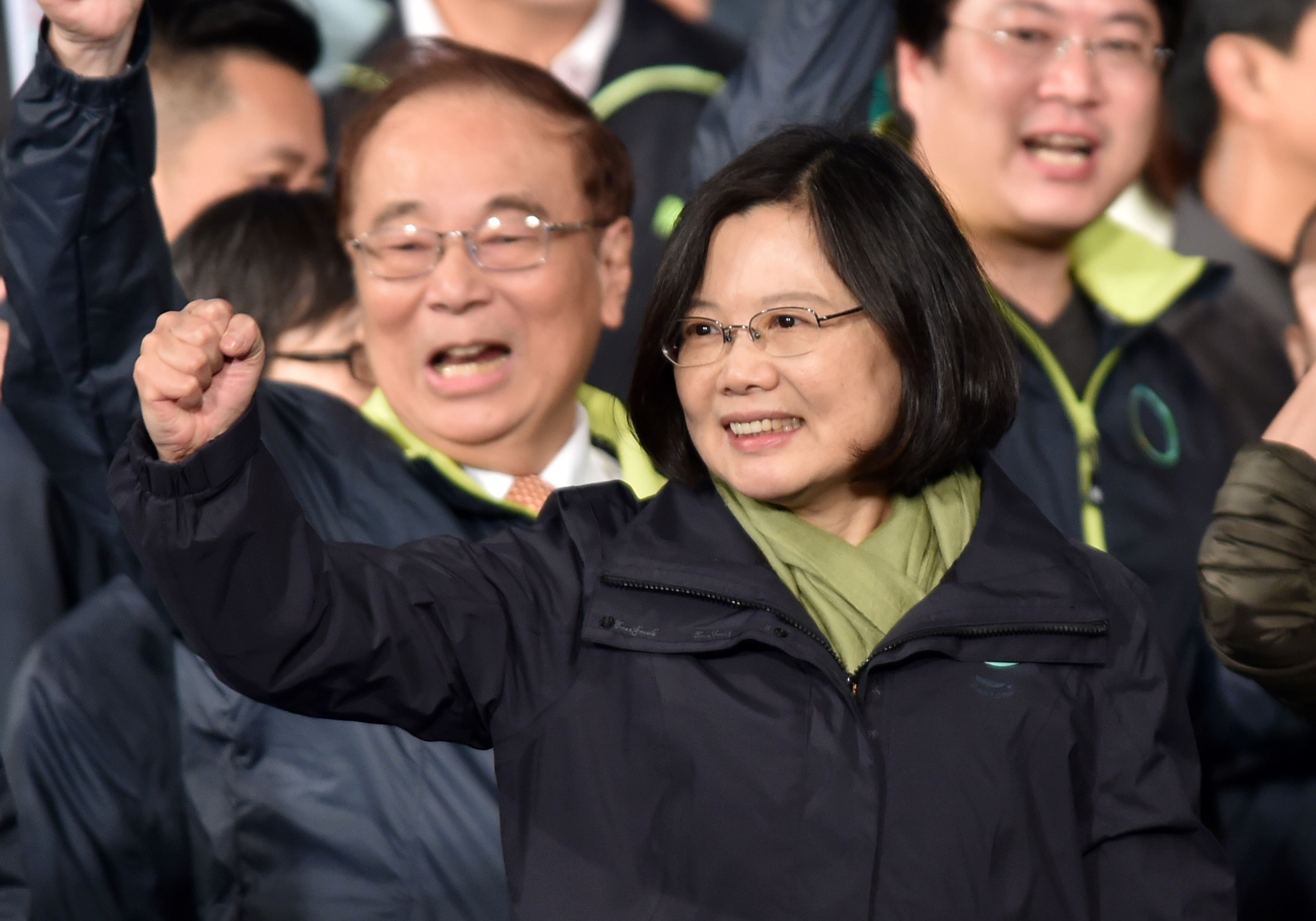 TAIWAN-CHINA-POLITICS-VOTE