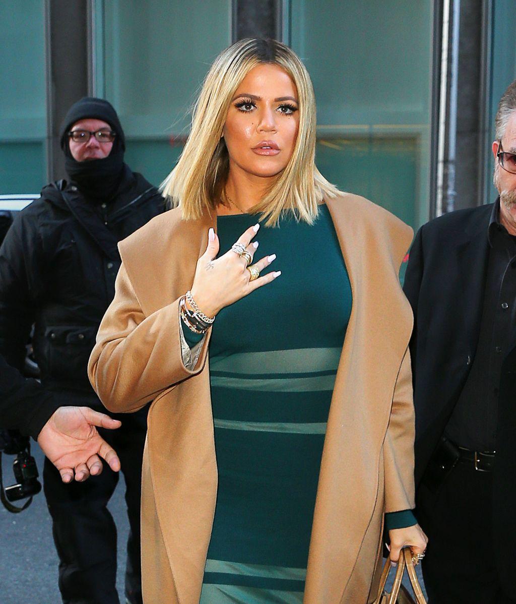Celebrity Sightings in New York City - January 13, 2016