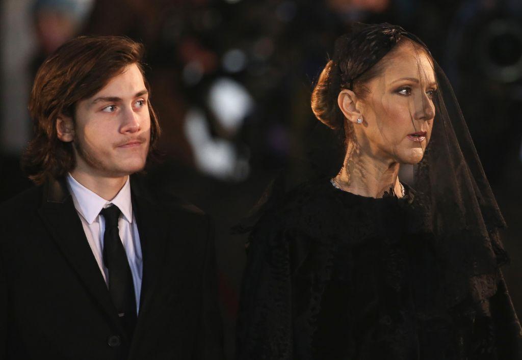 State Funeral Service for Celine Dion's Husband Rene Angelil