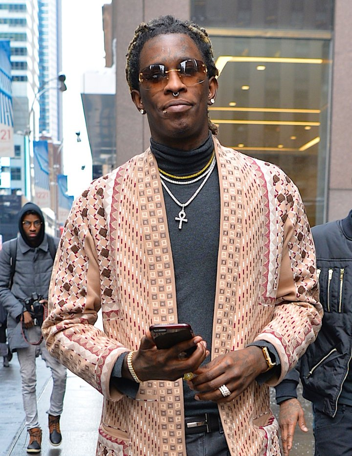 Thugger The Outfit Slayer