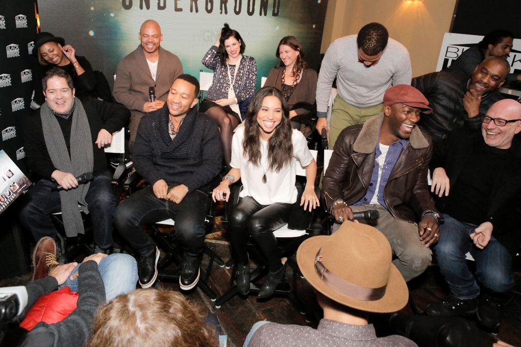 WGN America's Underground Panel Event At Blackhouse - Sundance 2016 - 2016 Park City