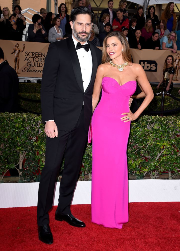 Sofia Vergara and husband Joe Manganiello