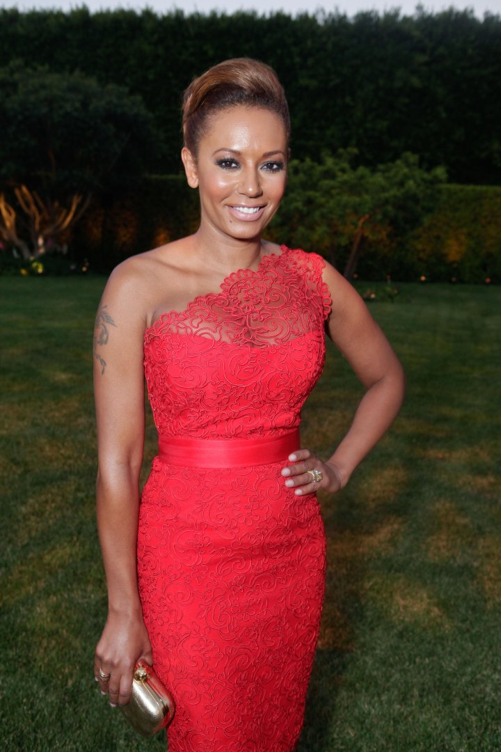 Mel B. Receives A Whopping $60K A Month From Eddie Murphy For Their Daughter Angel.