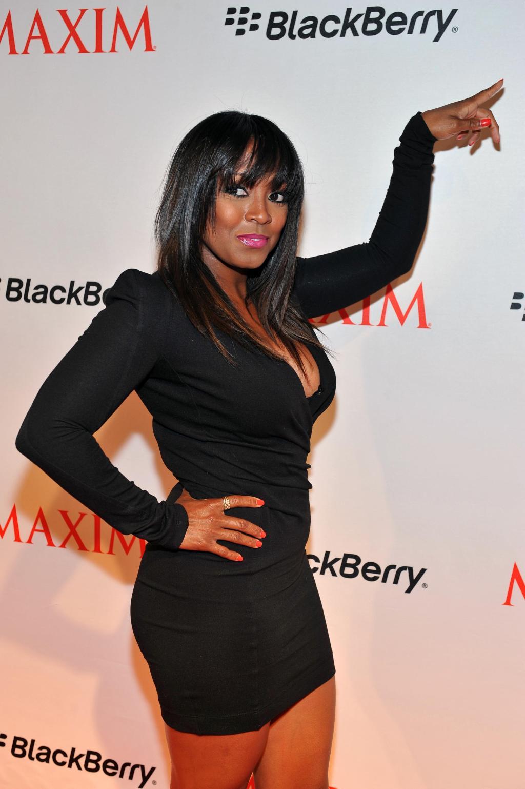 Maxim And BlackBerry Celebrate In Atlanta