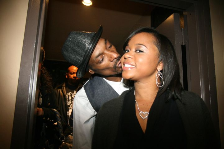 Snoop Dogg & Shante Broadus
