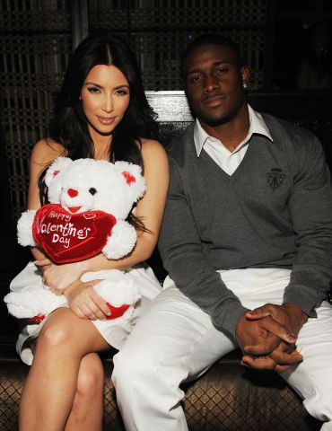 Kim Kardashian Hosts The Queen Of Hearts Ball At LAVO
