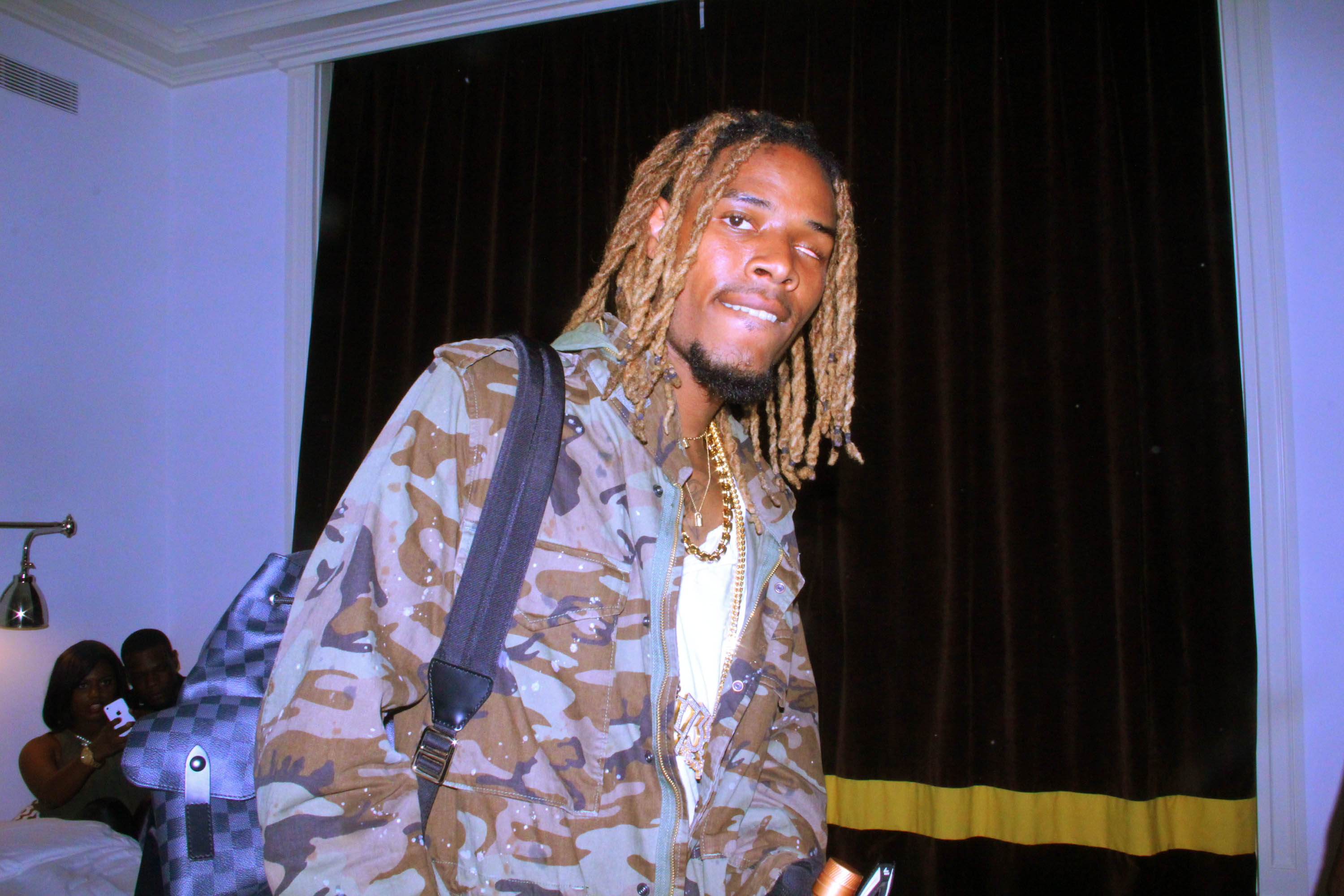 Fetty Wap Listening Party