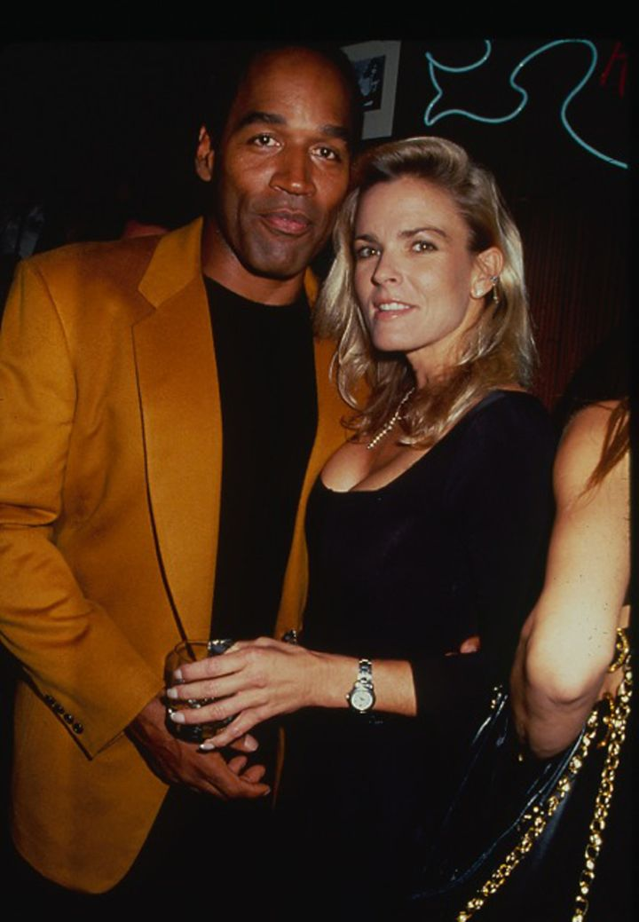 Nicole Brown was originally O.J.'s mistress.