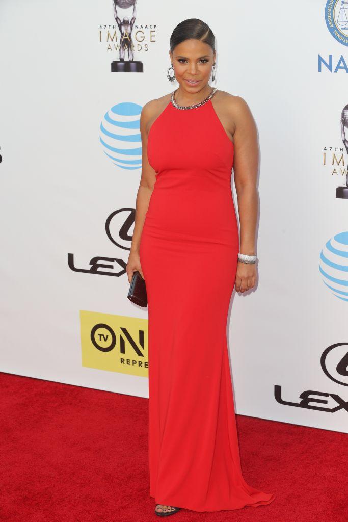 Image Awards red carpet