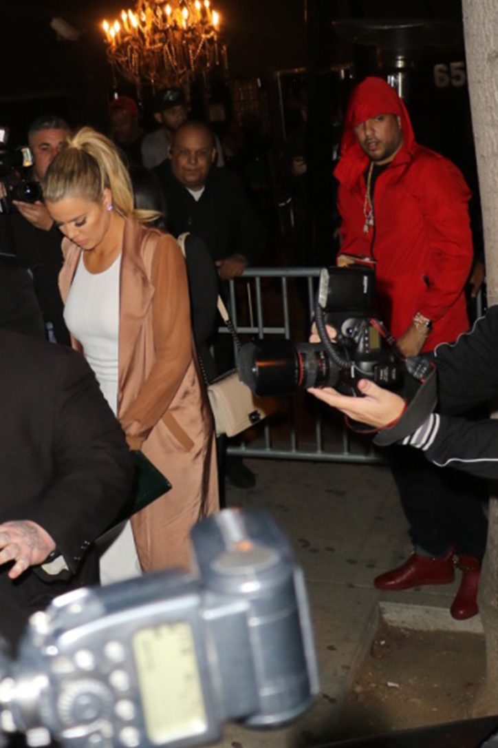 Khloe Kardashian, James Harden