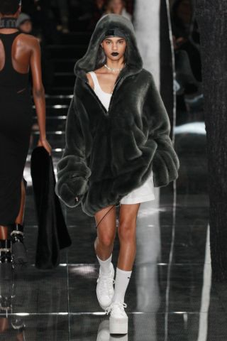 FENTY x PUMA by Rihanna - Fall 2016 New York Fashion Week