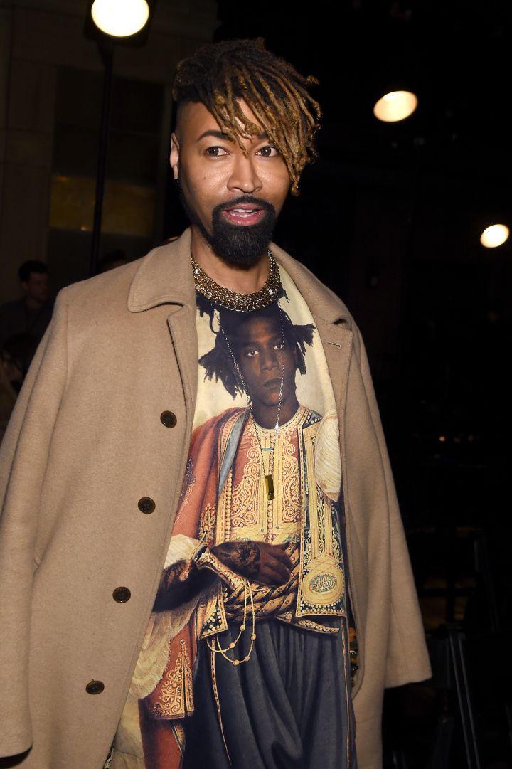Beyonce's stylist Tyrone Hunter