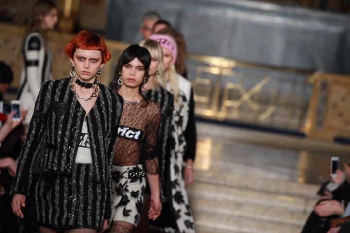 Alexander Wang - Fall 2016 New York Fashion Week